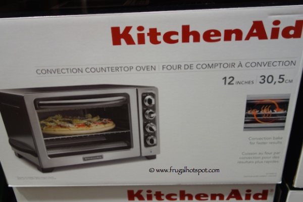 Countertop Oven Costco : KitchenAid 12
