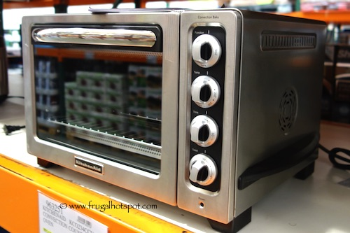 Countertop Oven Costco : KitchenAid 12? Convection Countertop Oven (KCO234CCU) Costco
