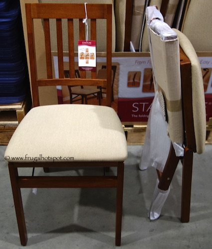 Costco Sale Stakmore Solid Wood Folding Chair $24 99