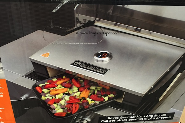 BakerStone Pizza Oven Kit Professional Series Costco