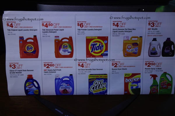 Page 12. Costco Coupon Book: December 30, 2014 - January 25, 2015.
