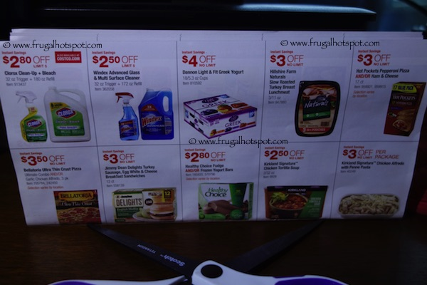 Page 14. Costco Coupon Book: December 30, 2014 - January 25, 2015.