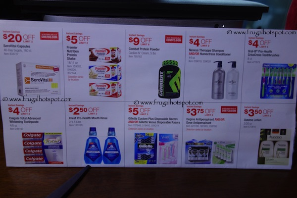 Page 2. Costco Coupon Book: December 30, 2014 - January 25, 2015.