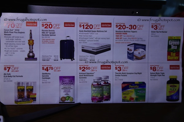 Costco Coupon Book: December 30, 2014 – January 25, 2015. Prices ...