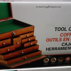Costco Deal: Trinity Wood Tool Chest $79.99