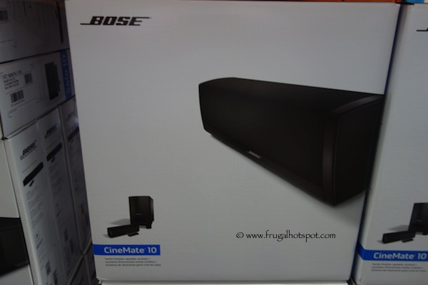 Amazon.com: Bose CineMate 10 Home Theater Speaker System: Electronics
