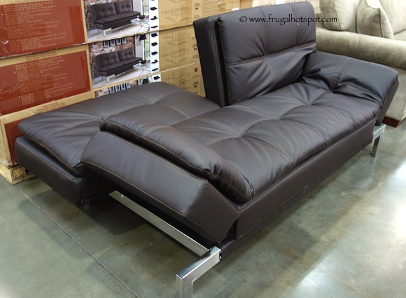 Costco sale lifestyle solutions vienna euro lounger 349 for Sofa 99 euro