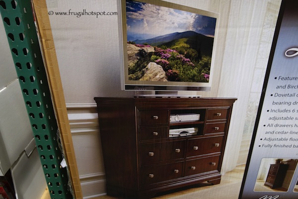 Universal Furniture Lyndhurst Media Dresser Costco
