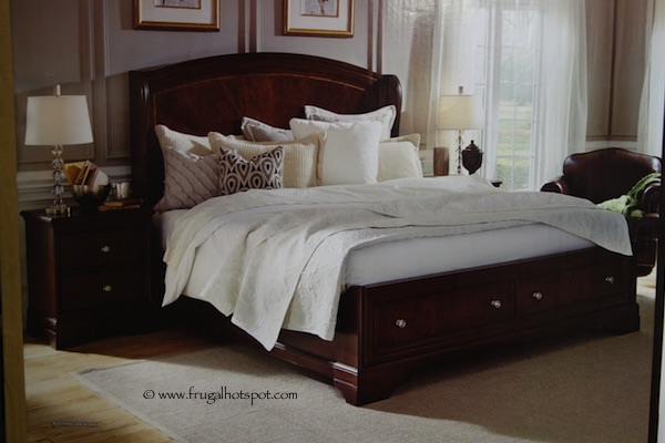 universal furniture lyndhurst bed costco