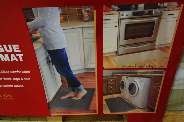 Novaform Home Anit Fatigue Kitchen Mat Costco