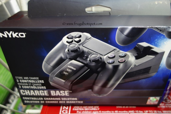 Nyko PS4 Charge Base Costco