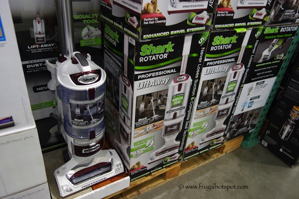 shark rotator liftaway upright vacuum costco