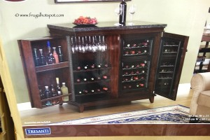 Tresanti Zinfandel Thermoelectric Wine Cooler Amp Cabinet