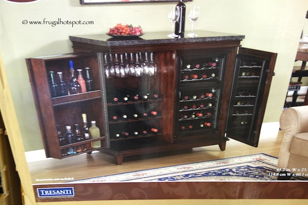 Costco Clearance: Tresanti Zinfandel Thermoelectric Wine Cooler ...