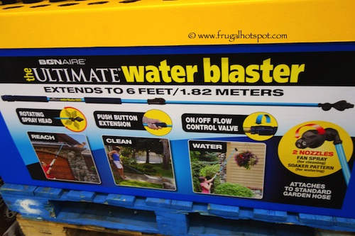 Bonaire The Ultimate Water Blaster