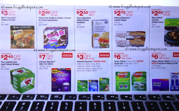 Page 13. Costco Coupon Book: March 5, 2015 - March 29, 2015.