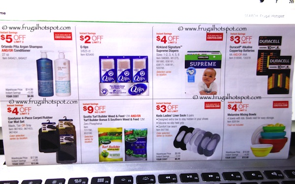 Page 5. Costco Coupon Book: March 5, 2015 - March 29, 2015.