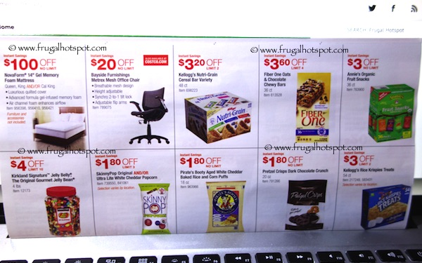 Page 7. Costco Coupon Book: March 5, 2015 - March 29, 2015.