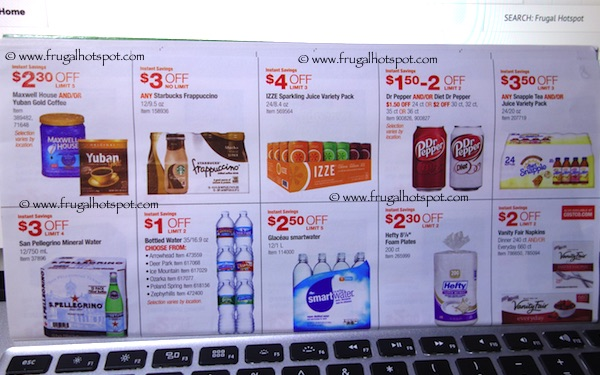 Page 9. Costco Coupon Book: March 5, 2015 - March 29, 2015.