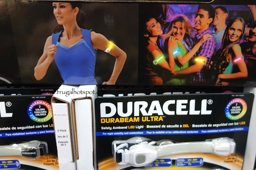 Duracell Safety Armband LED Light 2 Pack Costco