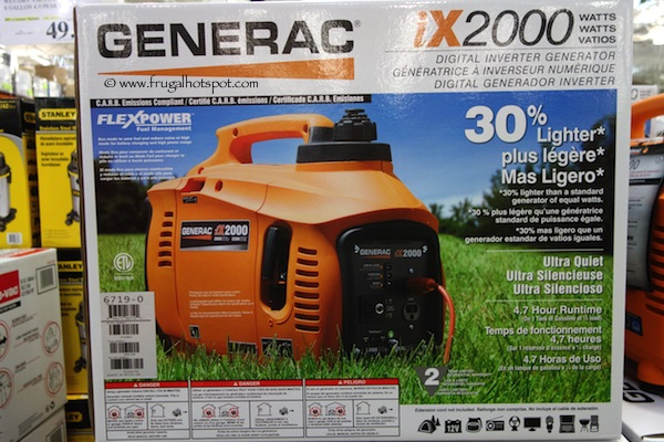Image Result For Generac Generator Costco
