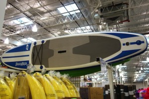 Jimmy Styks Inflatable Stand Up Paddle Board Costco