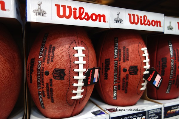 Costco Wilson Official Nfl Super Bowl 49 Game Football Frugal Hotspot