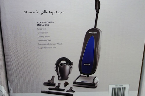 Oreck XL Lightweight Pro Plus Bagged Upright Vacuum Costco