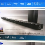 Samsung Wireless Audio Soundbar HW-HM45C Costco