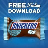 QFC Free Friday Download Snickers Egg