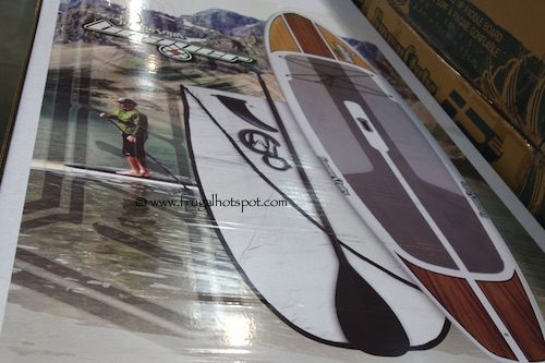 Jimmy Styks Beaver Paddle Board with Accessories Costco