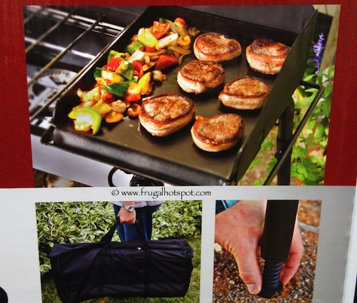 Camp Chef Denali Pro 3X Outdoor Stove with Griddle Costco