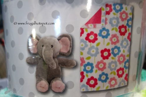 Little Miracles Hug & Snug Sherpa Blanket & Plush Costco