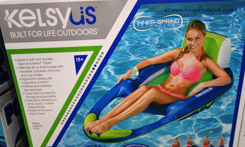 Costco Kelsyus Deluxe Floating Lounger