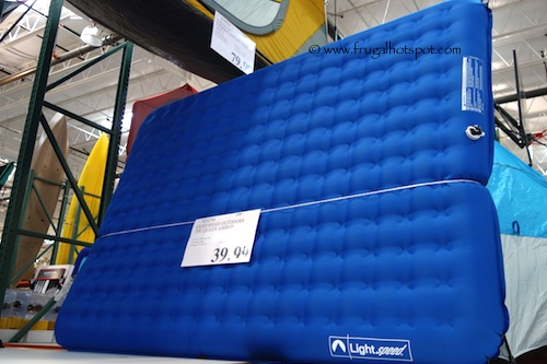 LightSpeed Outdoors 2 Person Air Bed Is PVC Free - 50 Campfires