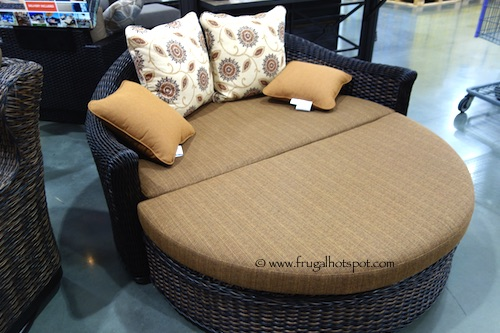 Awe Inspiring Costco Lucia Woven Day Bed 699 99 Frugal Hotspot Home Remodeling Inspirations Basidirectenergyitoicom