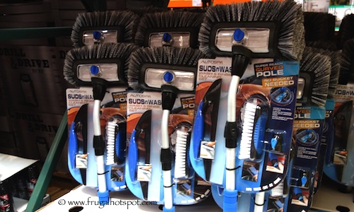 Carrand Autospa Suds N Wash Brush Set Costco