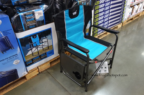 Costco Sale Timber Ridge Director S Chair With Side Table