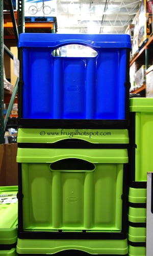 Clever Crates 46L Collapsible Utility Box Costco