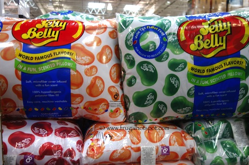 Jelly Belly Scented Pillow Standard Size 2-Pack Costco