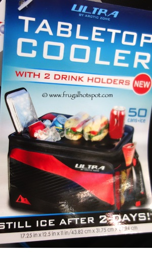 California Innovations Ultra Tabletop Collapsible Cooler Costco