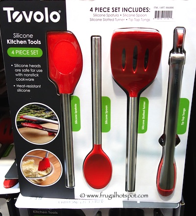 Tovolo 4-Piece Kitchen Tool Set Costco