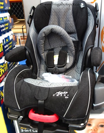 Safety First Alpha Omega Elite 3-in-1 Car Seat Costco