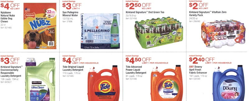 Costco Coupon Book August 6, 2015 - August 30, 2015. Page 10