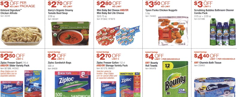 Costco Coupon Book August 6, 2015 - August 30, 2015. Page 8