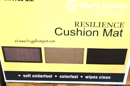 The Chef's Kitchen Resilience Cushion Mat Costco