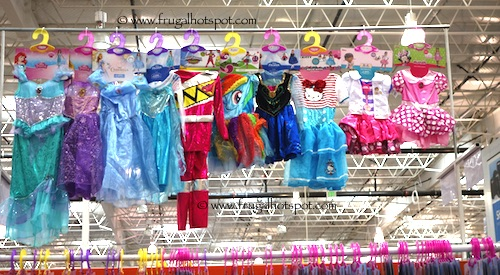 Disguise Girls Licensed Costumes Costco
