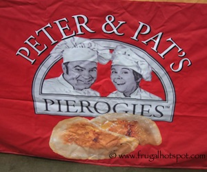 Peter & Pat's Pierogies Costco