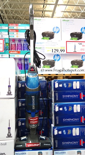 Bissell Symphony All In One Vacuum & Steam Mop Costco