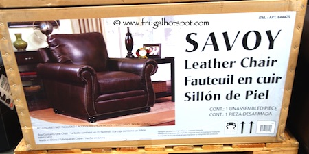 Marks U0026 Cohen Savoy Leather Chair Costco